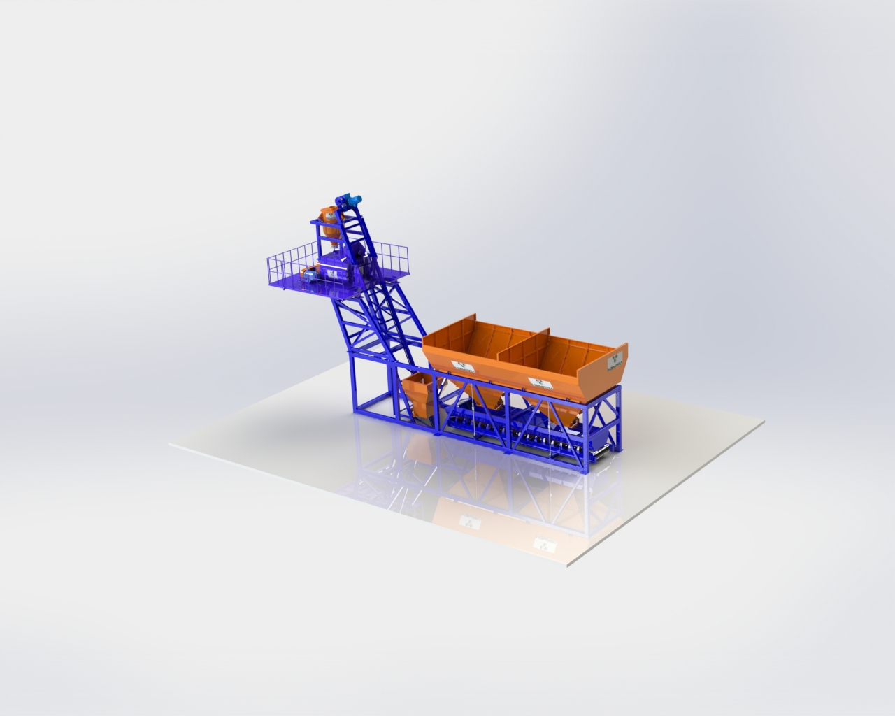 Бетонные заводы «УРАЛ-КОМПАКТ»