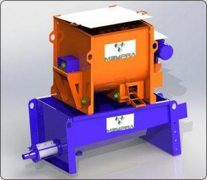 Мини завод для производства полистиролбетона «ЗП-УНИВЕРСАЛ-350»