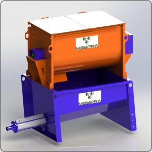 Мини завод для производства полистиролбетона «ЗП-УНИВЕРСАЛ-500»