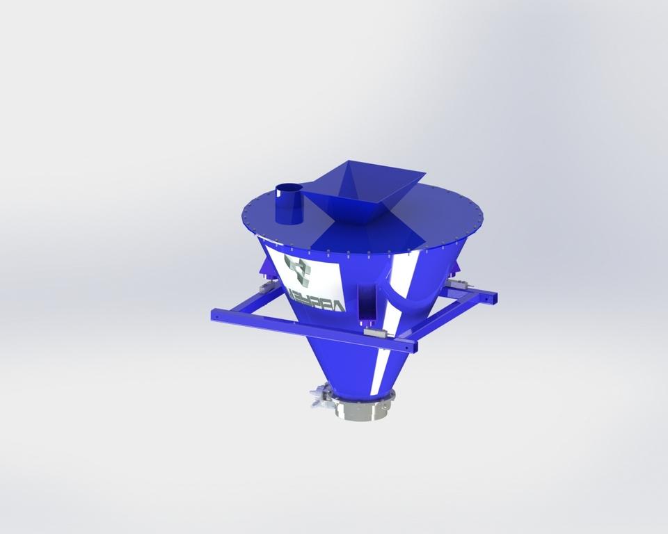 Дозатор цемента ДСК-0.5