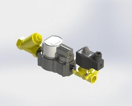 Дозатор воды ДЗВ 750