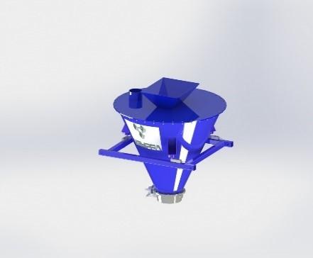 Дозатор цемента ДСК-0.2