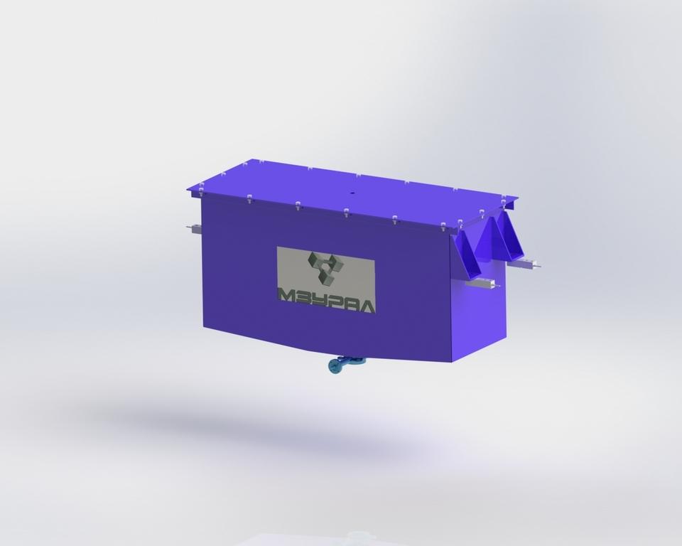 Дозатор воды весовой ДВВ100