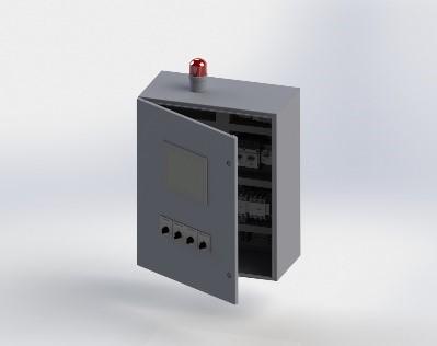 Пульт управления в режиме автомат