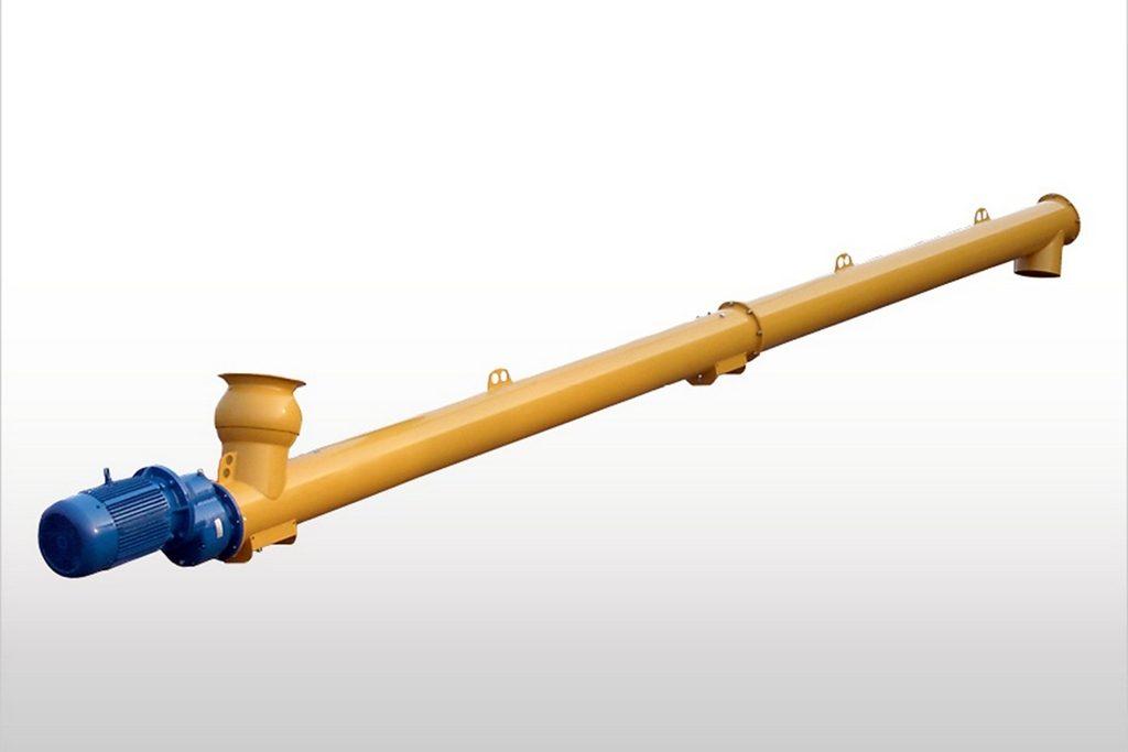 Шнековый транспортер ES2191150