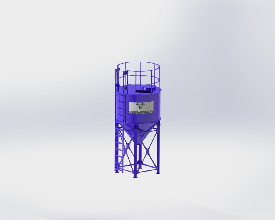 Силос цемента СЦ-12