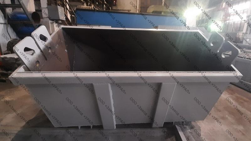 Бадья для бетона 3м3